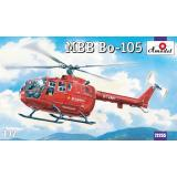 Вертолет Bo-105 1:72