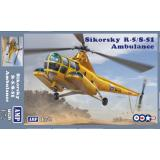 Вертолет Sikorsky R-5/S-51 (спасательный)