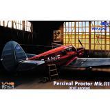 Percival Proctor MK.III (гражданская служба) 1:48