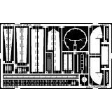 Набор фототравления 1/35 T-72 с ЕРА 1:35