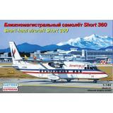 Ближнемагистральный самолет Eagle Short-360 1:144