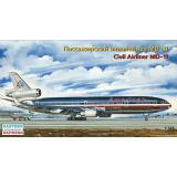Пассажирский авиалайнер MD-11, American 1:144