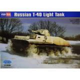 Советский легкий танк T-40 1:35