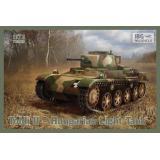 Венгерский легкий танк Toldi II 1:72