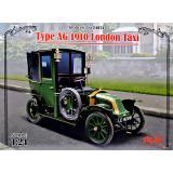 Лондонское такси Тип AG 1910 1:24