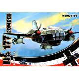 Бомбардировщик He 177 (Meng Kids series)