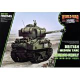 Британский средний танк Sherman Firefly (World War Toons series)