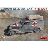 Немецкий грузовой автомобиль Тип 170V