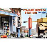 Итальянская автозаправочная станция (1930-40 годы)