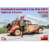 Немецкий автомобиль Typ 170V, 4-х дверный седан 1:35