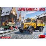 Немецкий грузовик 1,5 т L1500S