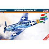 Истребитель Bf-109G-4