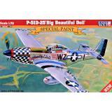 Истребитель P-51D-25 Big Beautiful Doll 1:72