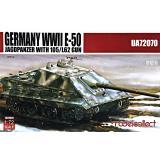 Немецкий тяжелый танк E-50