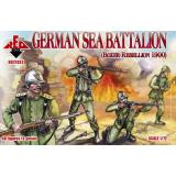 German sea battalion, Boxer Rebellion 1900 1:72
