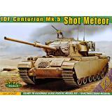 Танк Centurion Mk.5 (израильская версия) 1:72