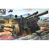 105 мм гаубица M101A1 (Carreage M2A2) 1:35