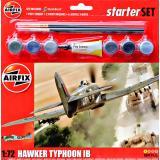 Подарочный набор Hawker Typhoon 1B 1:72