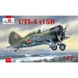 Истребитель УТИ-4 Т-15Б 1:72