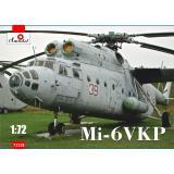 Вертолет Ми-6ВКП 1:72