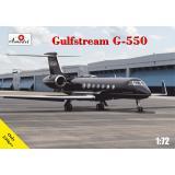 Самолет бизнес-класса Гольфстрим G550 1:72