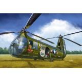 Транспортный вертолет Piasecki HUP-1/HUP-2