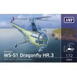 Многоцелевой вертолет WS-51 Dragonfly HR/3 (Royal Navy)