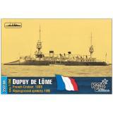 Французский крейсер