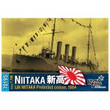 "Японский крейсер ""Niitaka"", 1904 1:700"