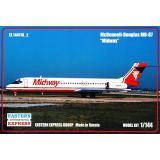 Пассажирский самолет MD-87