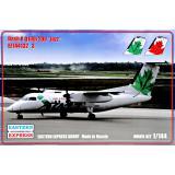 Пассажирский самолет Dash 8 Q100/200