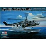 Королевский военно-морской вертолет Westland Lynx HAS.3 1:72