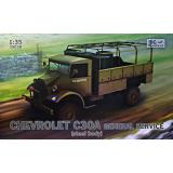 Военный грузовик Chevrolet C30A 1:35