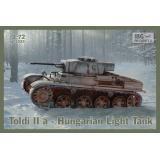 Венгерский легкий танк Toldi IIa 1:72