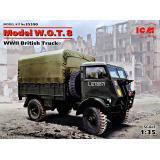 Британский грузовик Второй мировой войны модель W.O.T. 8 1:35