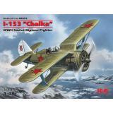 Истребитель-биплан Поликарпов И-153 Чайка, ІІ МВ 1:48