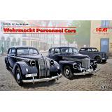 Легковые автомобили Вермахта (