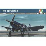 Истребитель Corsair F-4 U/4 B 1:72