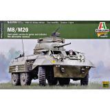 Американский бронеавтомобиль M8/M20