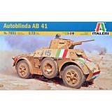 Бронеавтомобиль Autoblinda AB 41 1:72