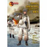 Немецкая элитная пехота (зимняя униформа) Второй мировой войны