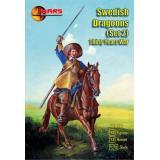 Шведские драгуны, Тридцатилетняя война (набор 2) 1:72