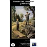 MB3509 German tank repairmen, 1940-1944 1:35