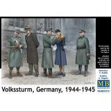 Фольксштурм, Германия,1944-1945 1:35