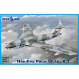 Английский бомбардировщик-заправщик Handley Page