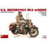 Американский мотоциклист 1:35