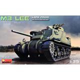 Американский средний танк M3 Lee (позднего выпуска) 1:35