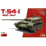 Средний танк T-54-1, образца 1947 г. 1:35