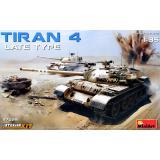 Танк Тиран 4, позднего типа 1:35