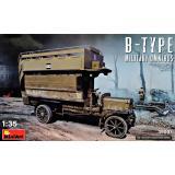 B-Type военный автобус